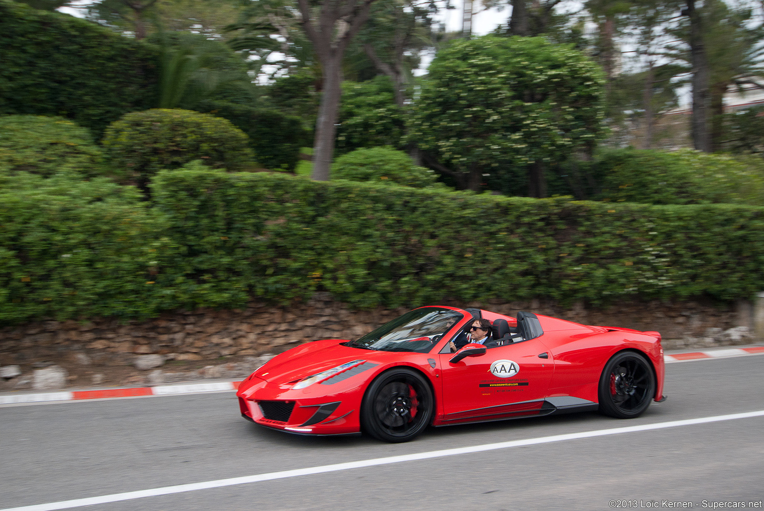 2012 Mansory 458 Spider Monaco Edition Gallery