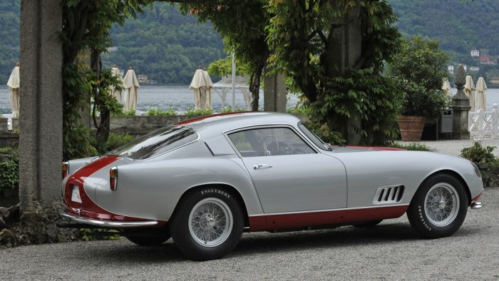 1958 Ferrari 250 GT 'Tour de France' 1-Louvre Gallery