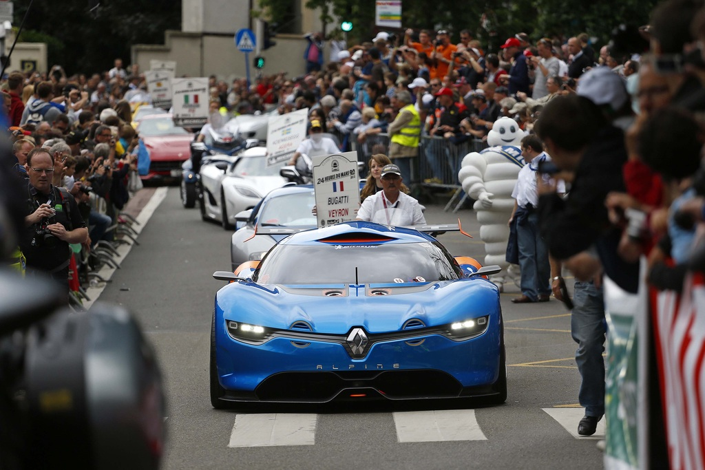 2012 Renault Alpine A110-50 Gallery