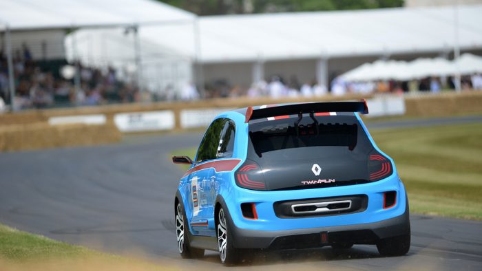 2013 Renault Twin'Run