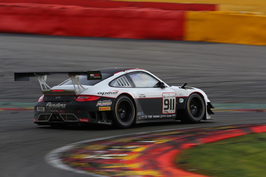 2013 Porsche 911 GT3 R Gallery