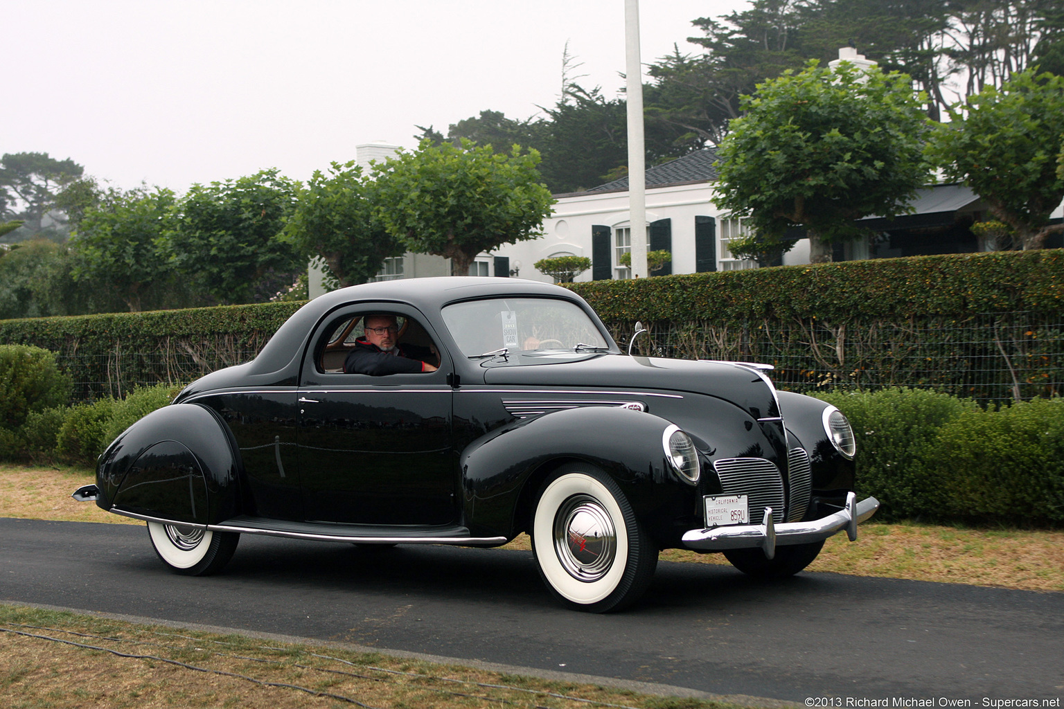 1938 Lincoln Zephyr Gallery Gallery Supercars Net