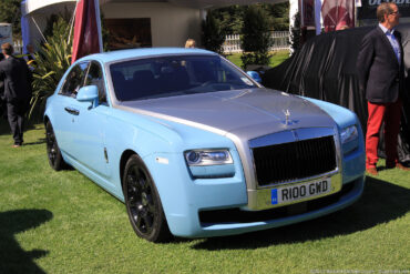 2013 Rolls-Royce Ghost Alpine Trial Edition Gallery