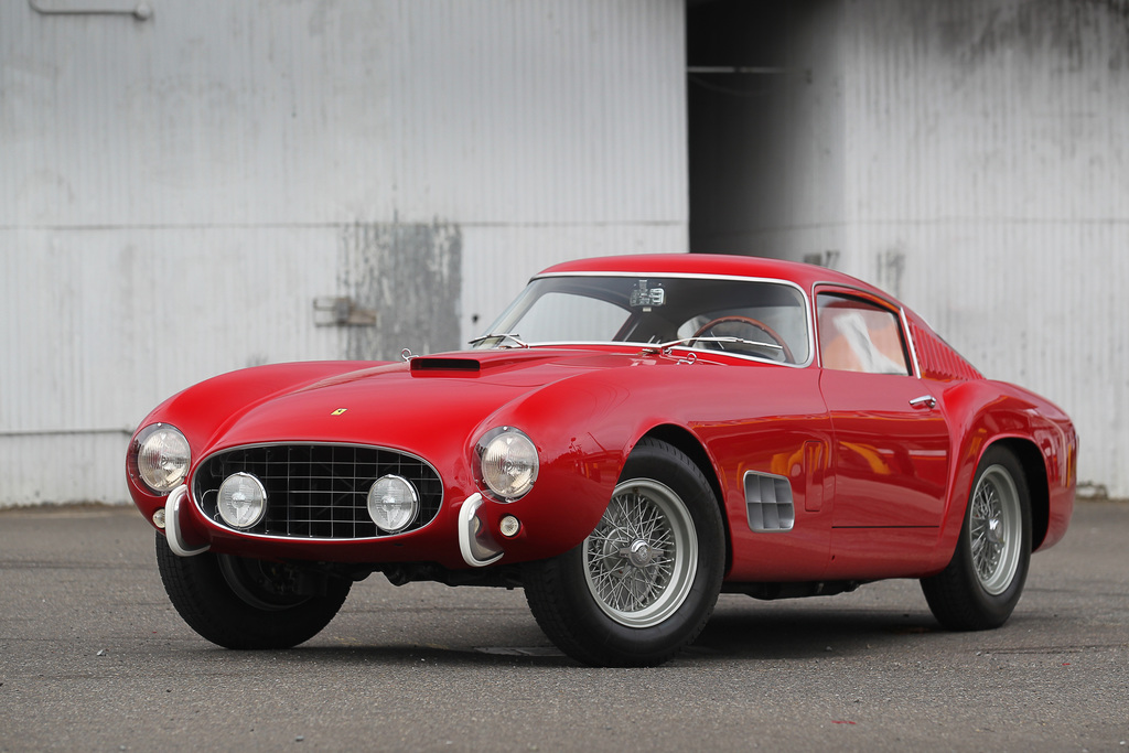 1956 Ferrari 250 GT 'Tour de France' 14-Louvre Gallery