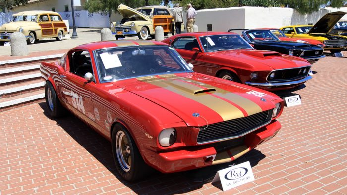 1966 Shelby Mustang GT350H Gallery