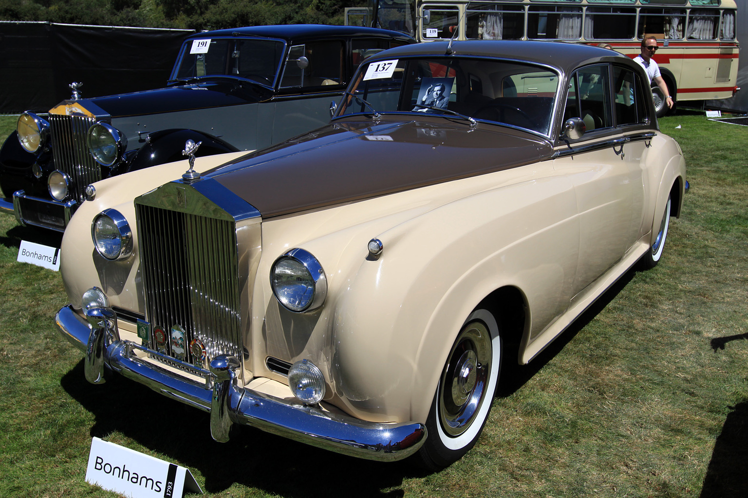 1955 rolls royce silver cloud i gallery gallery. Black Bedroom Furniture Sets. Home Design Ideas