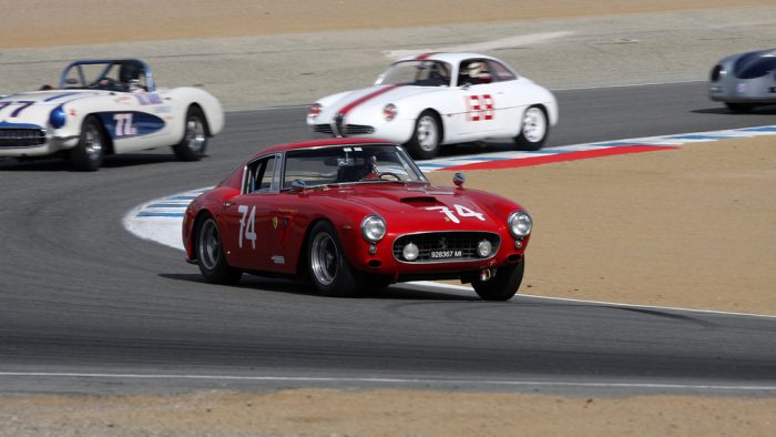 1961 Ferrari 250 GT SWB 'SEFAC Hot Rod' Gallery
