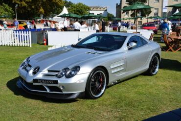 2007 Mercedes-Benz SLR 722 Edition Gallery
