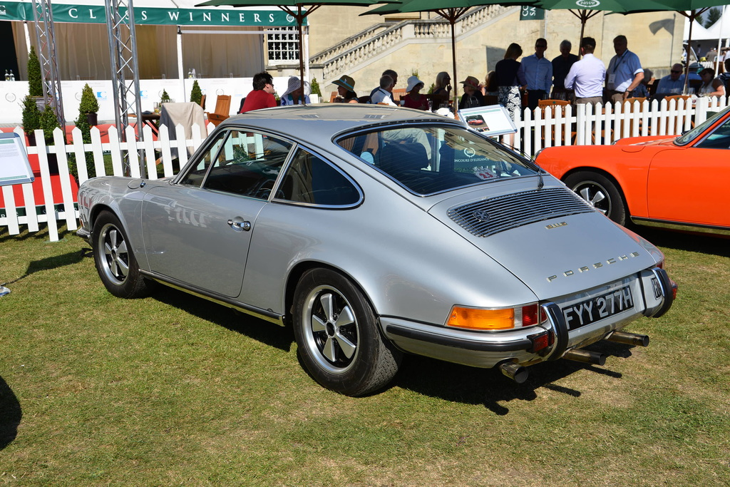 1970 Porsche 911 S 2.2 Coupé Gallery