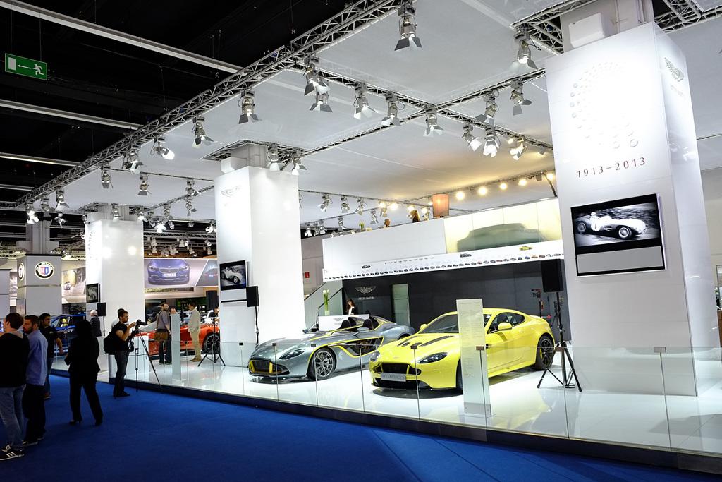 2013 Aston Martin V12 Vantage S Gallery