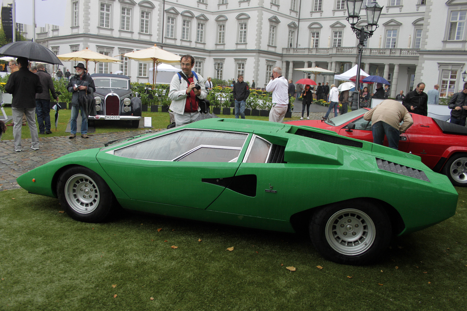 1976 lamborghini countach lp400 periscopo gallery. Black Bedroom Furniture Sets. Home Design Ideas