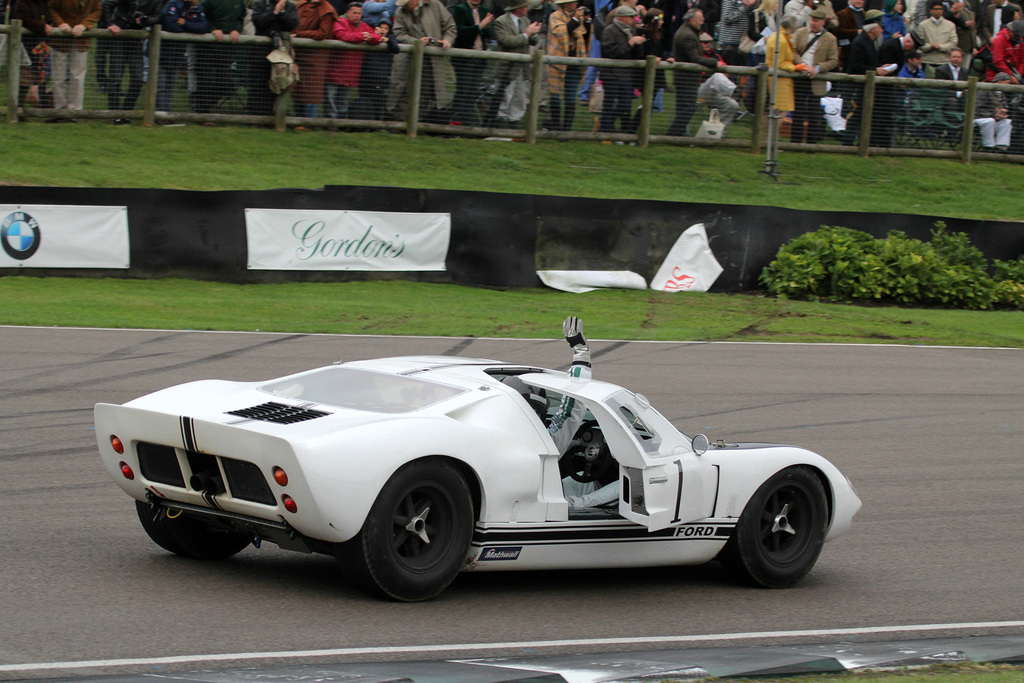 1964 Ford GT40 Prototype Gallery