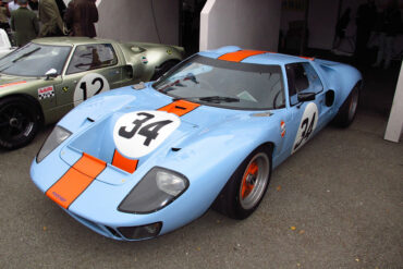 1968 Ford GT40 Mark I 'Gulf Oil' Gallery