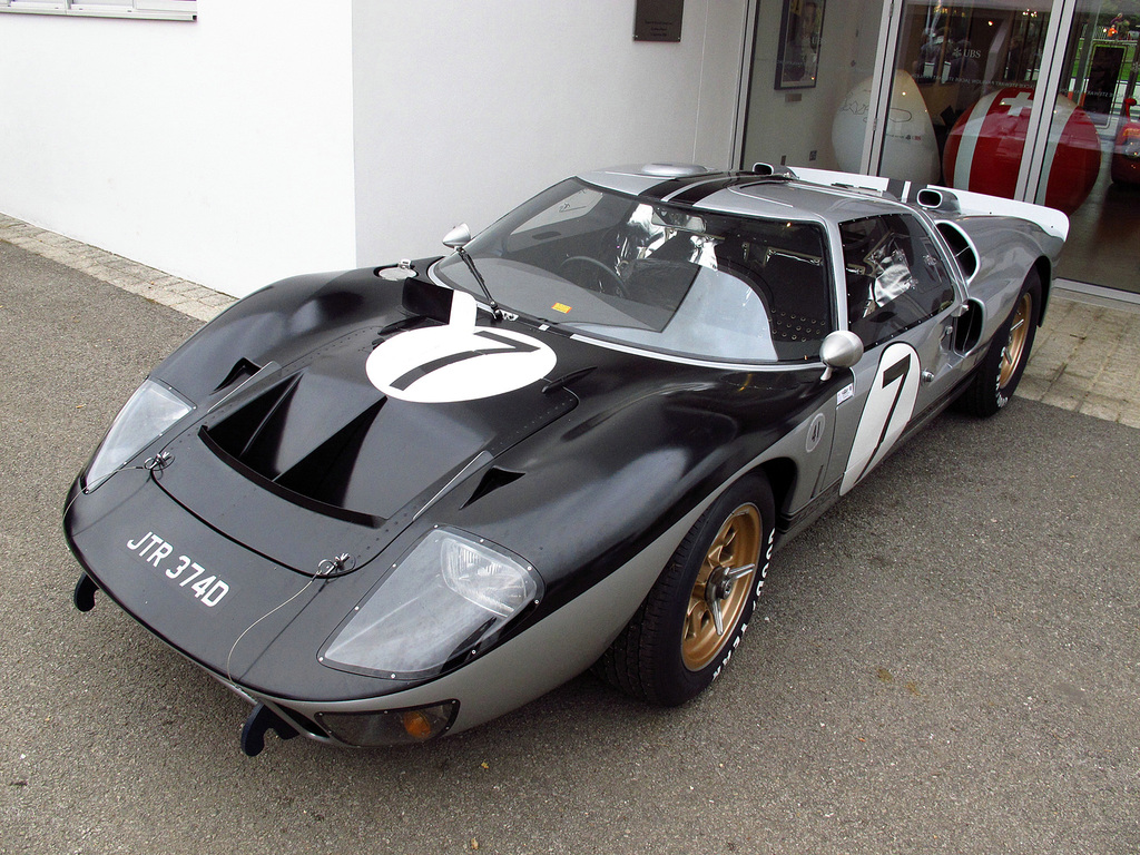 1966 ford gt40 mark ii gallery gallery. Black Bedroom Furniture Sets. Home Design Ideas