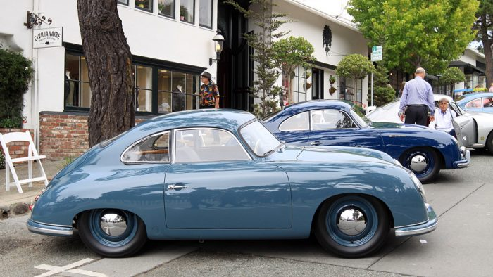 1950 Porsche 356 'Split-Window' Coupé Gallery