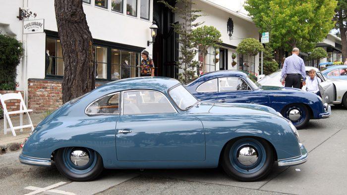 1950 Porsche 356 'Split-Window' Coupé Gallery