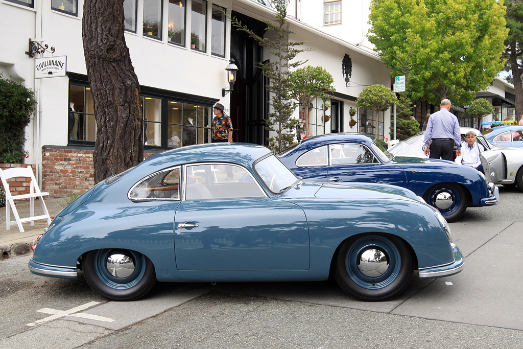 1950 Porsche 356 Split Window Coup 233 Gallery Gallery