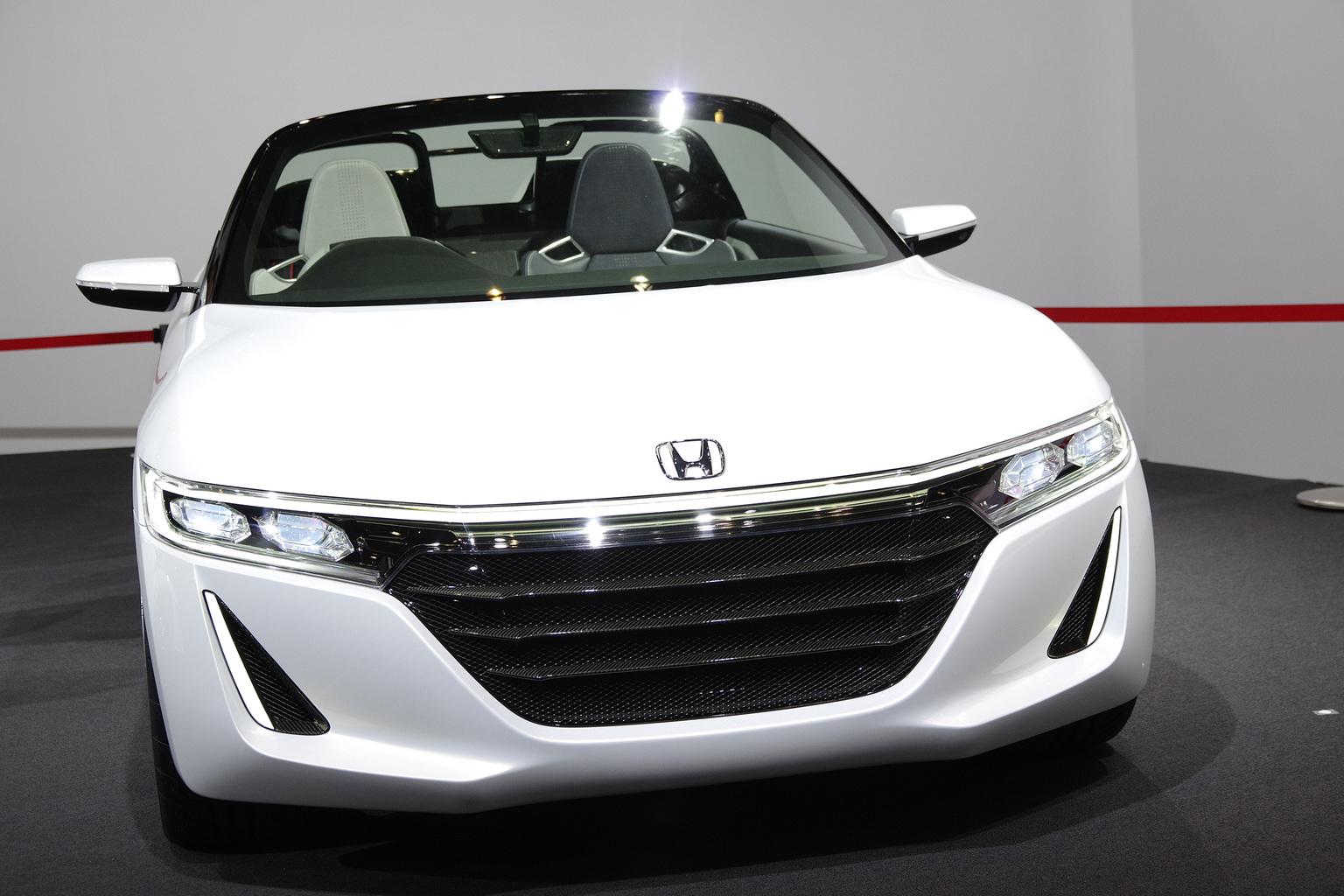 2013 Honda S660 Concept Gallery
