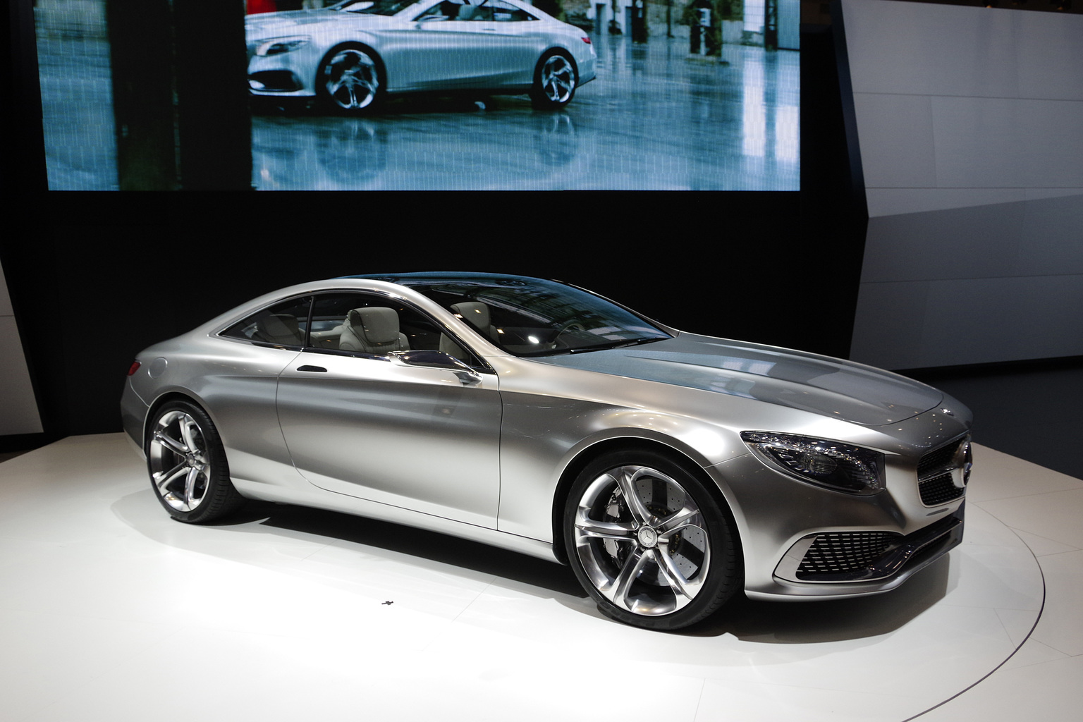 2013 mercedes benz concept s class coup review. Black Bedroom Furniture Sets. Home Design Ideas