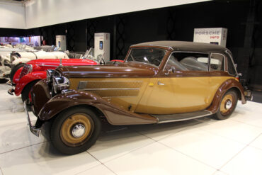 1935 Audi 225 Front Gallery