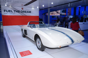 1962 Ford Mustang I Concept Gallery