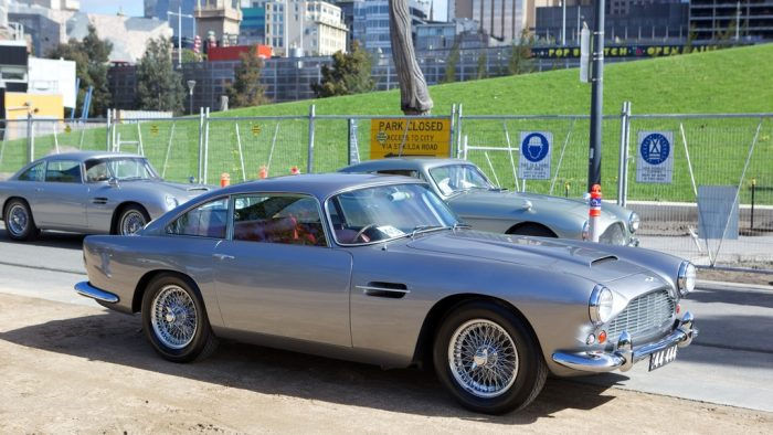 1961 Aston Martin DB4 Series IV Gallery
