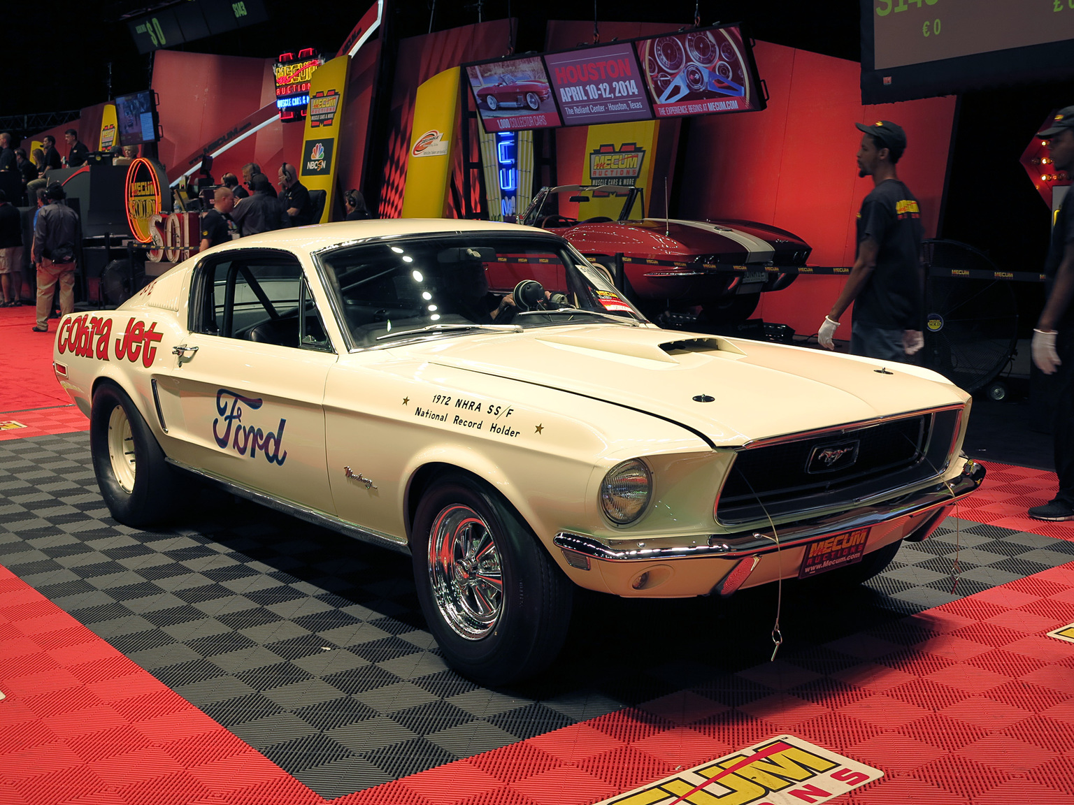 Tasca Mustang Fastback Lightweight Review SuperCarsnet - Tasca ford car show 2018