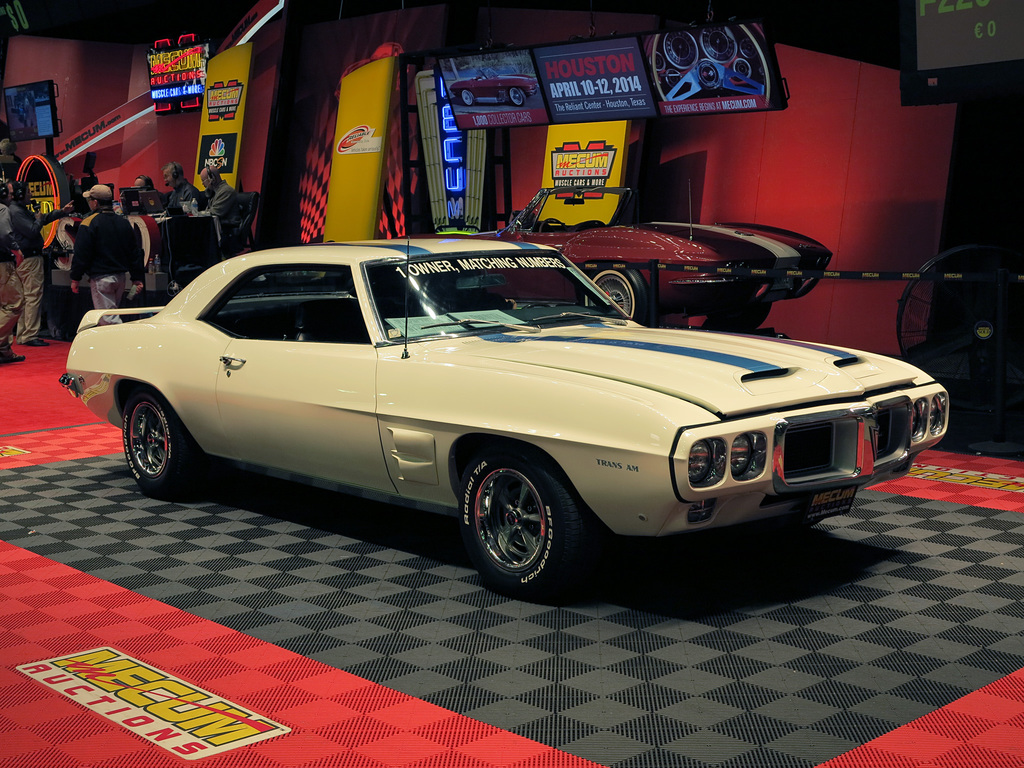 1969 Pontiac Trans-Am Ram Air III Gallery