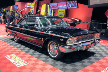 1963 Ford Galaxie 500 Fastback Gallery