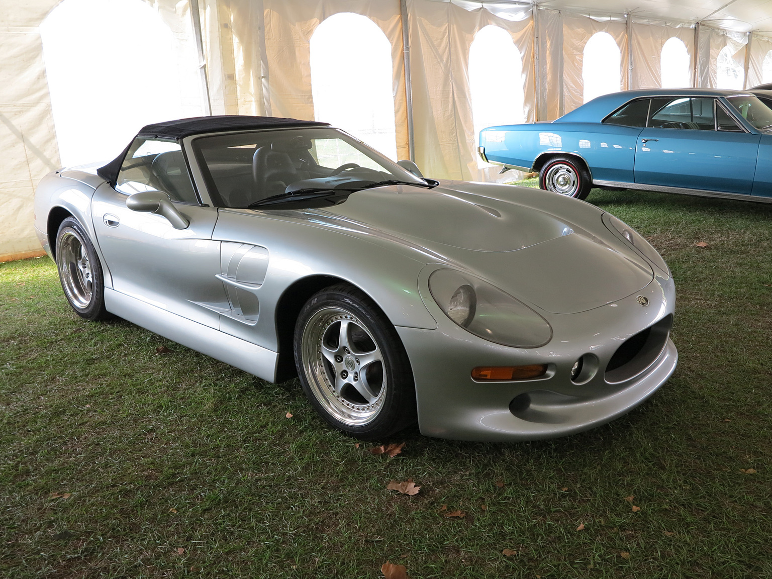 1998 Shelby Series 1