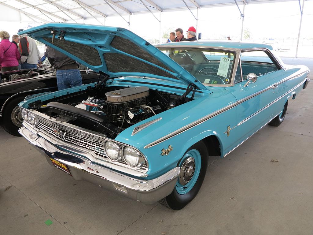 1963 Mustang Fastback