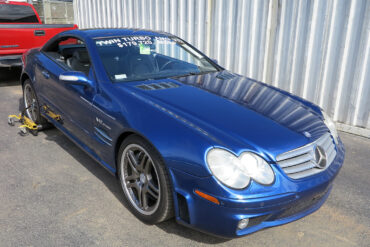2004 Mercedes-Benz SL 65 AMG Gallery