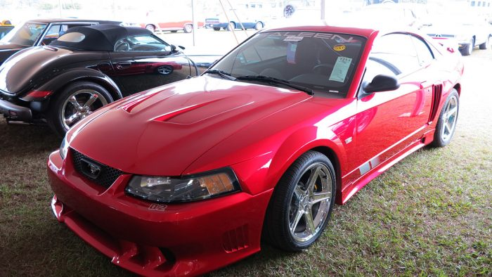 2000 Ford Saleen Mustang S-281