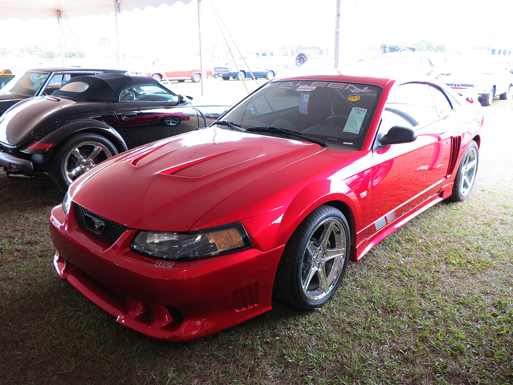 1994 Ford Saleen Mustang S 351 Ford Supercars Net