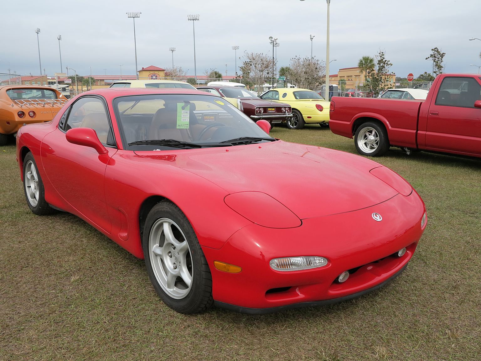 19931995 Mazda Rx 7 Jm1fd Review 1992 Rx7 Engine
