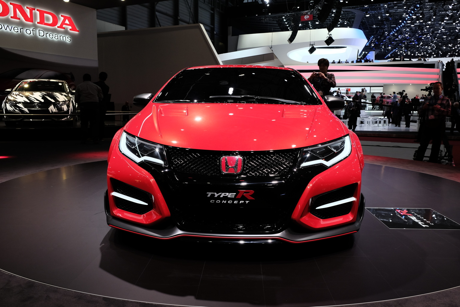 2014 Honda Civic Type R Concept
