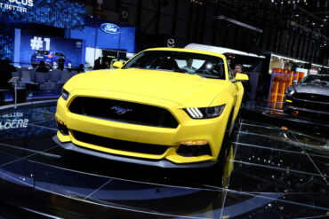 2015 Ford Mustang GT Gallery