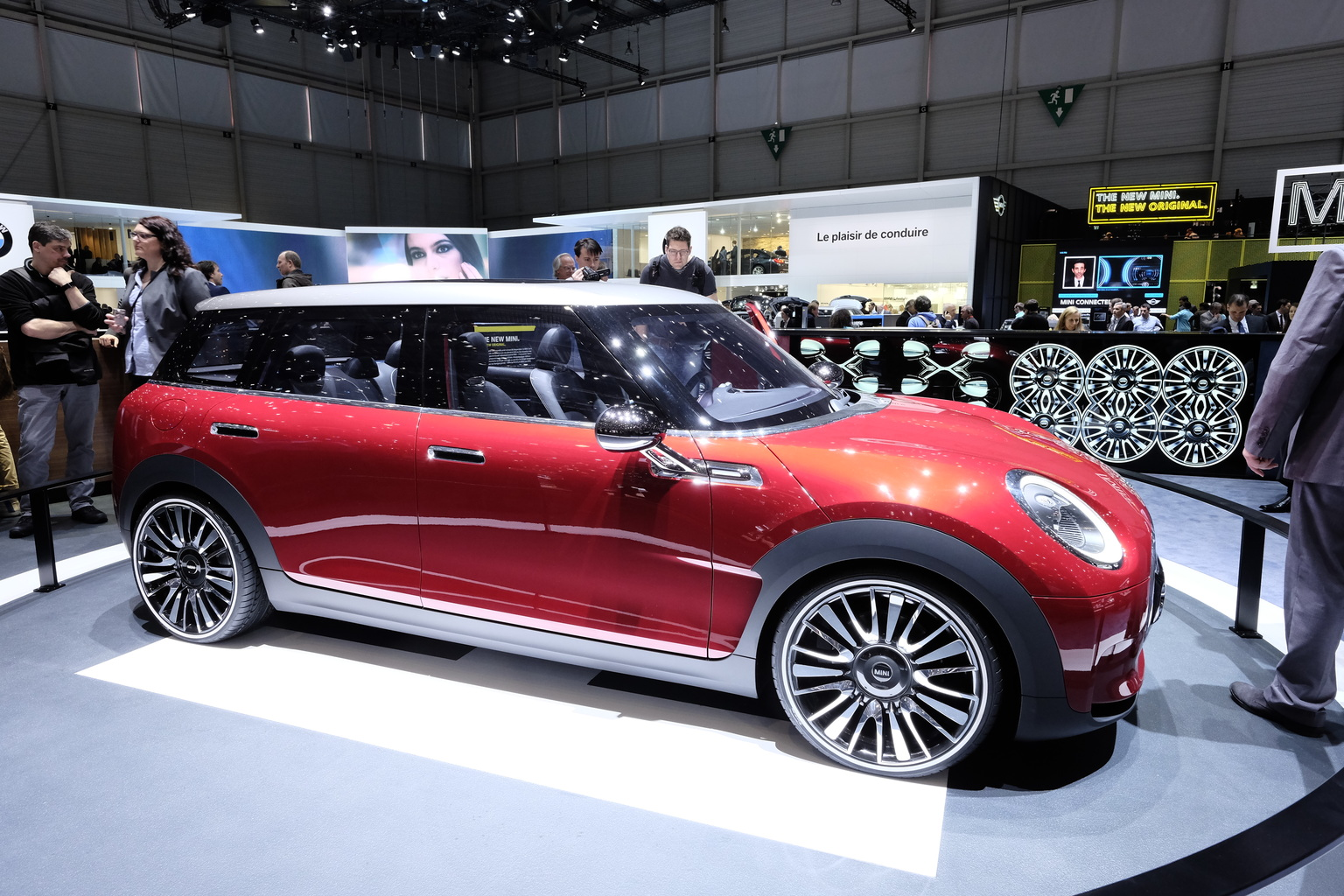 2014 mini clubman concept review. Black Bedroom Furniture Sets. Home Design Ideas