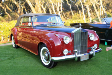 1961 Rolls-Royce Silver Cloud II Gallery
