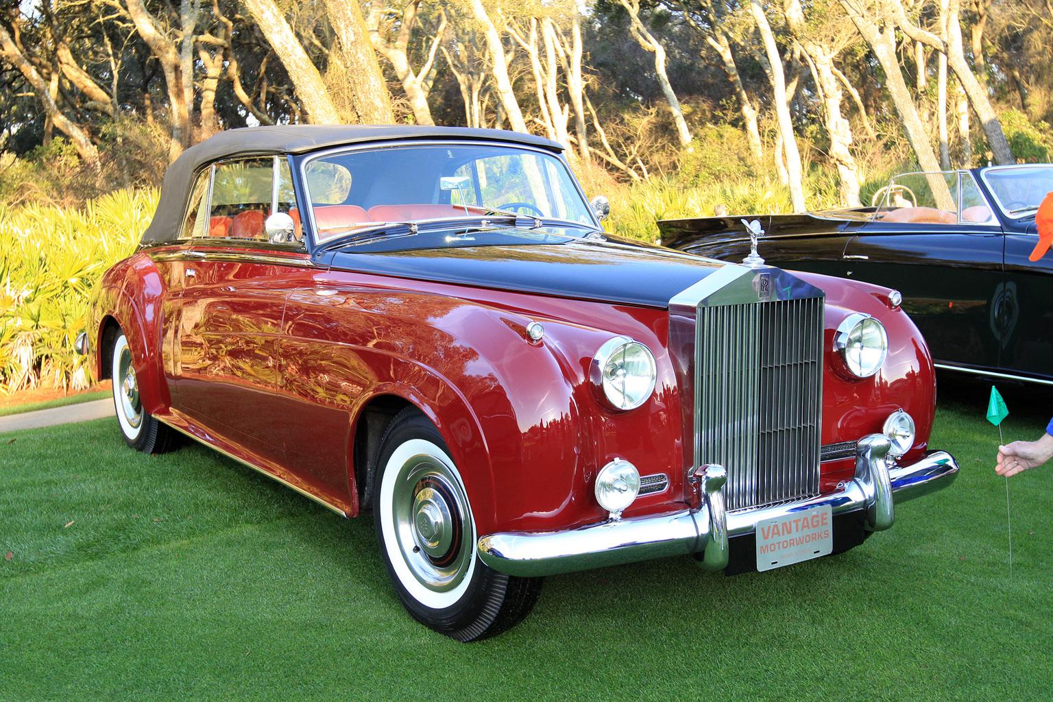 1961 Rolls-Royce Silver Cloud II Gallery