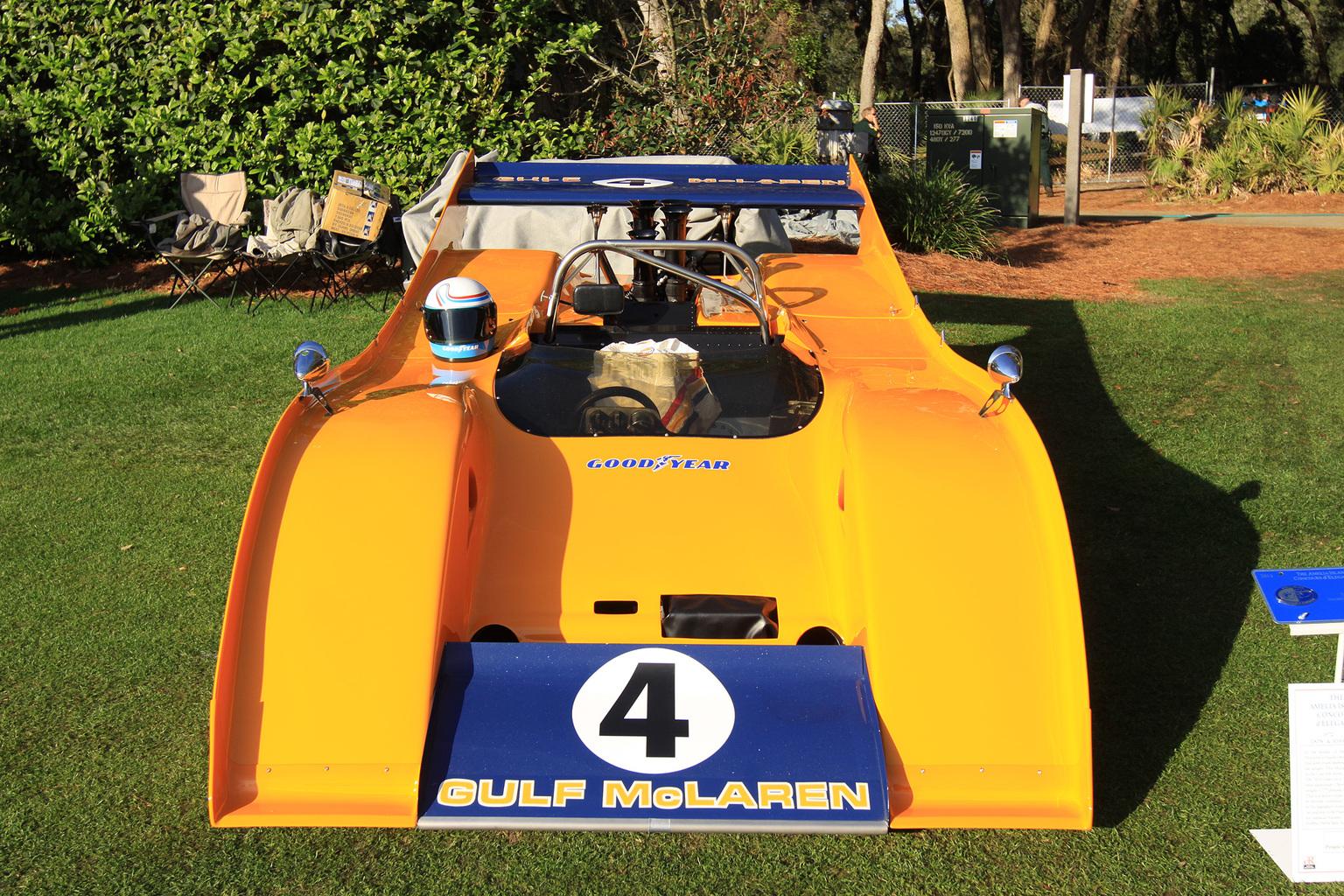 1972 McLaren M20 Gallery