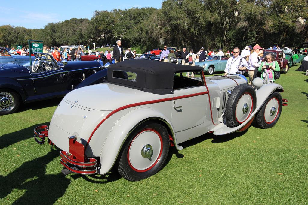 1927 Mercedes-Benz 680 S Gallery