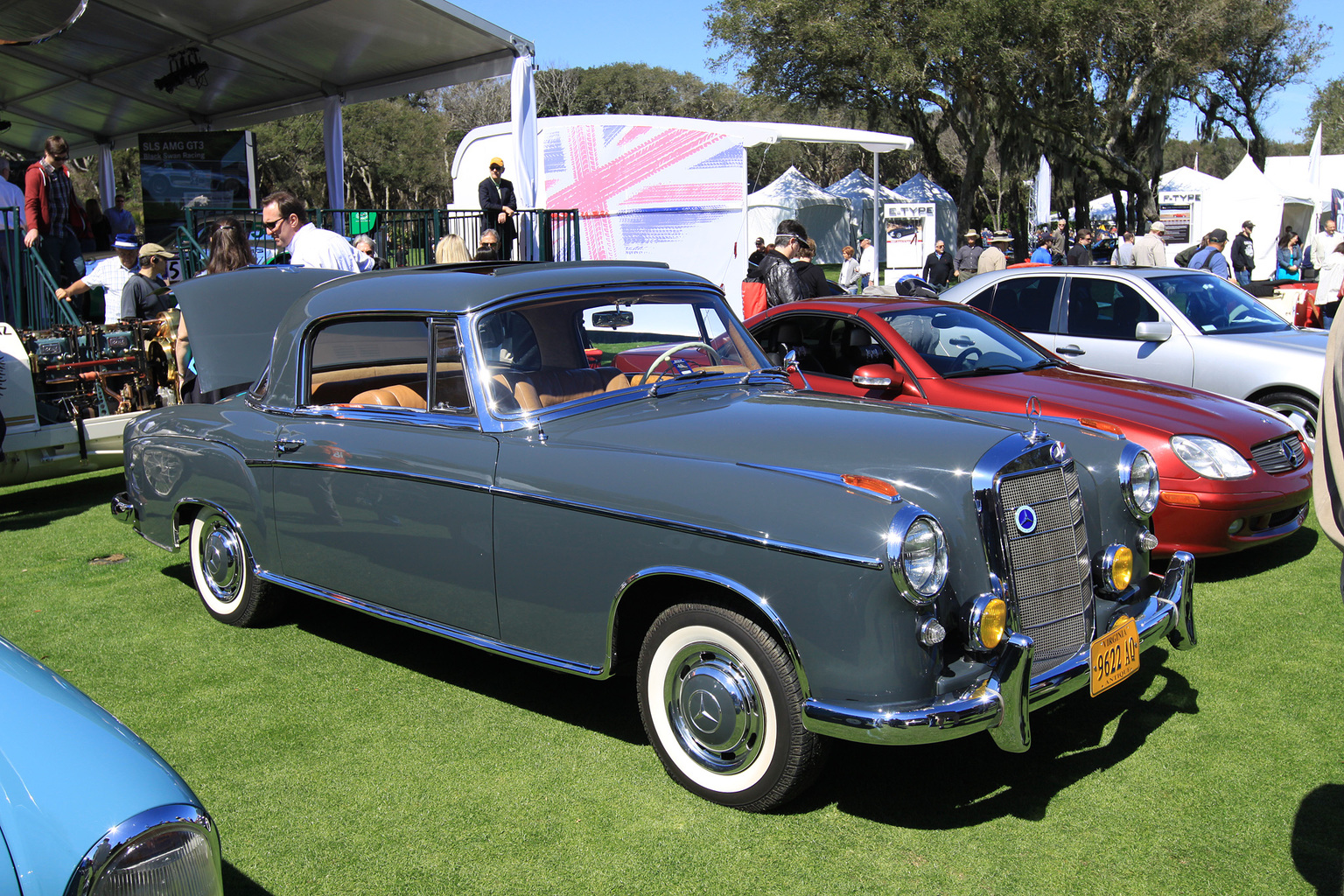 1956 mercedes benz 220 s coup gallery gallery for 1956 mercedes benz