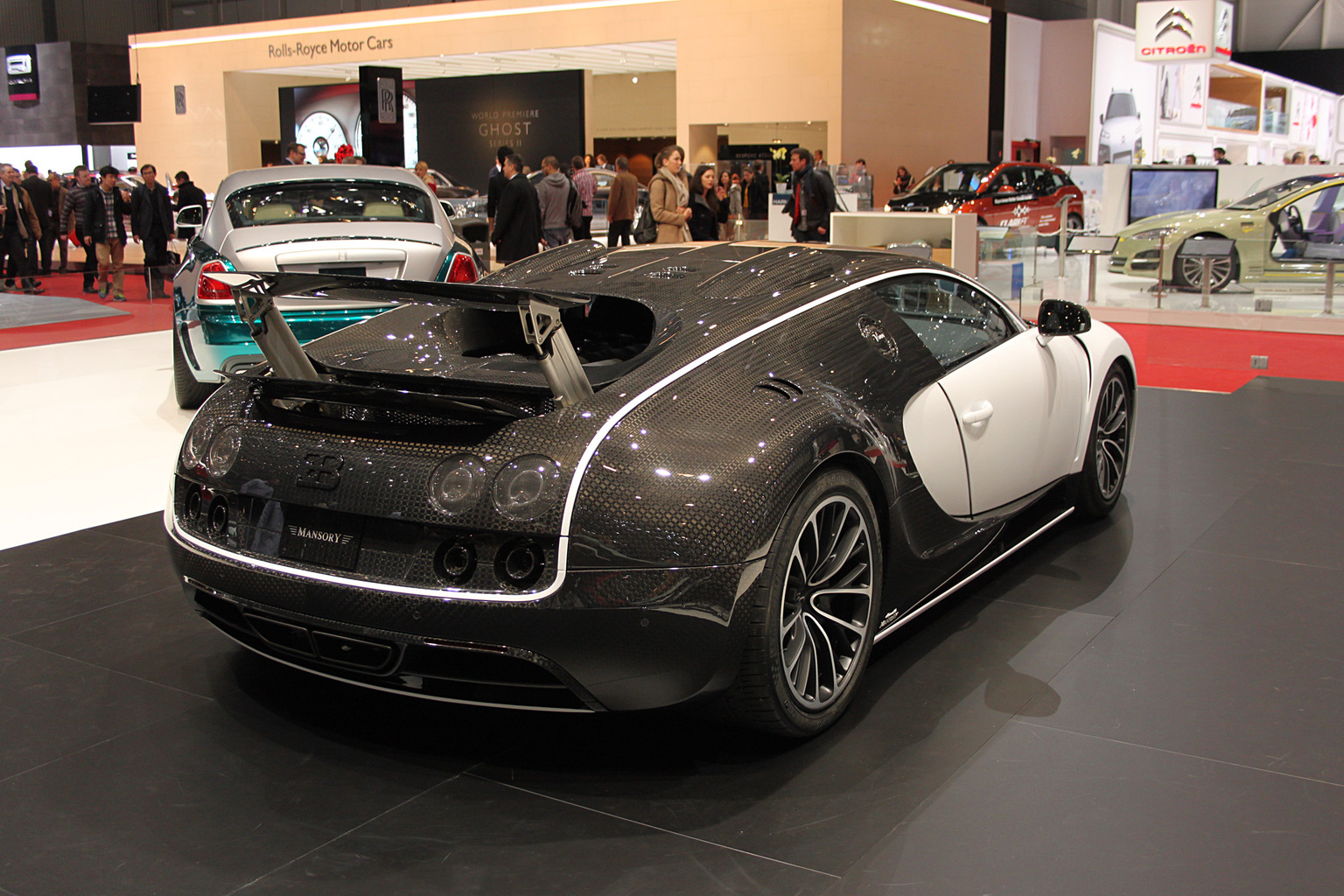 2014 Mansory Vivere Gallery