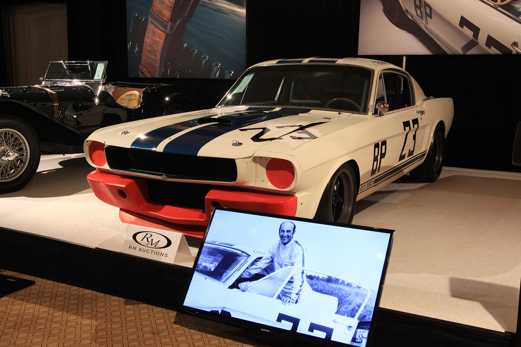 1965 Shelby GT350R Gallery