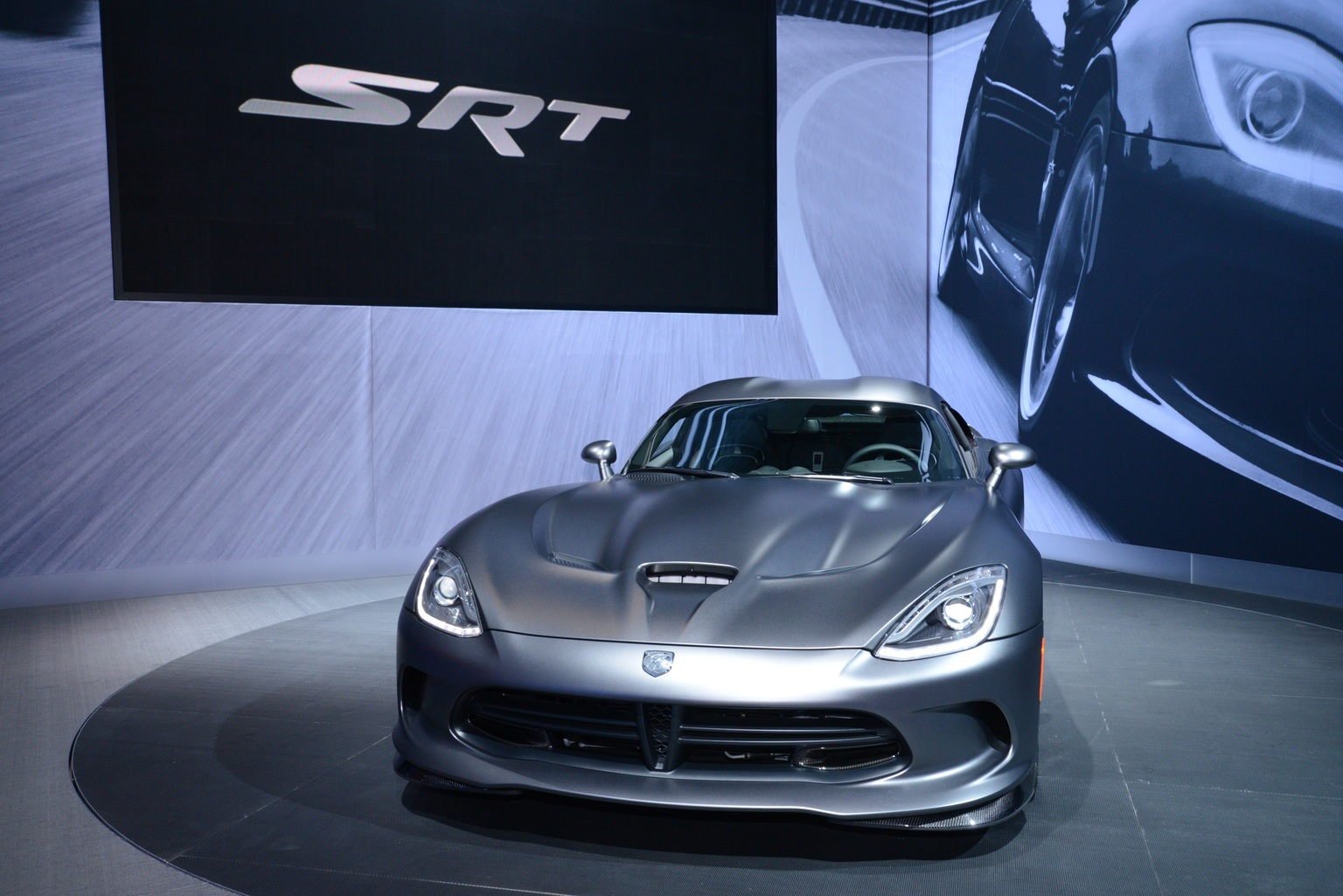 2014 Dodge SRT Viper TA Gallery