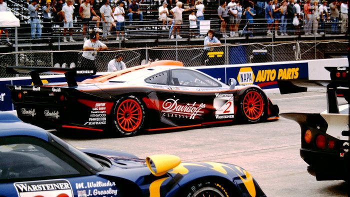 1997 McLaren F1 GTR Long Tail Gallery