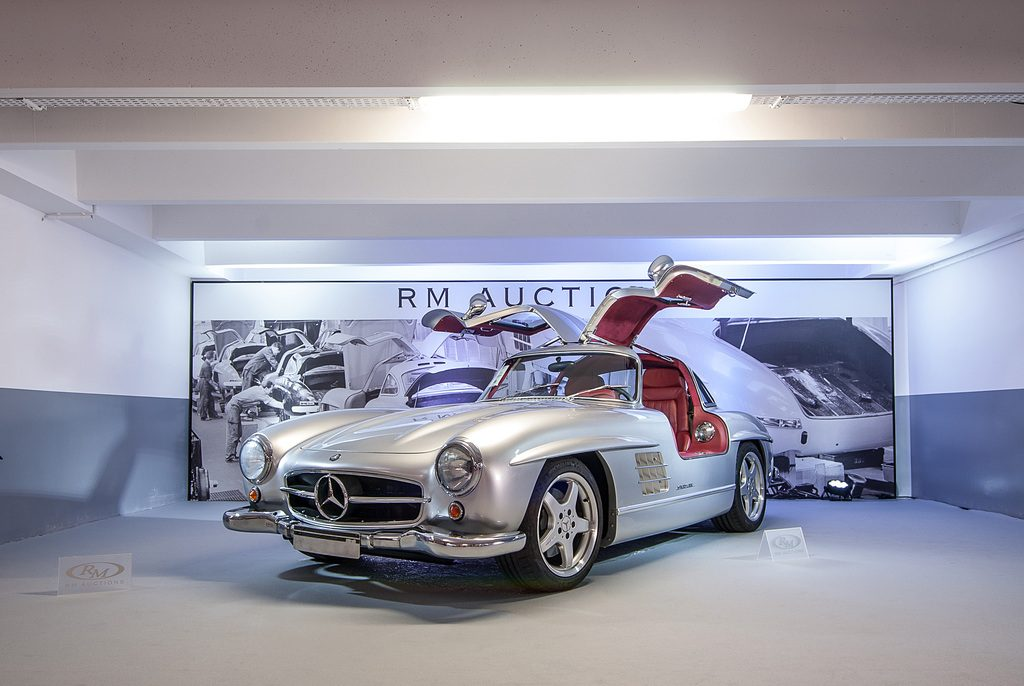 1996 Mercedes-Benz 300 SL AMG Gallery