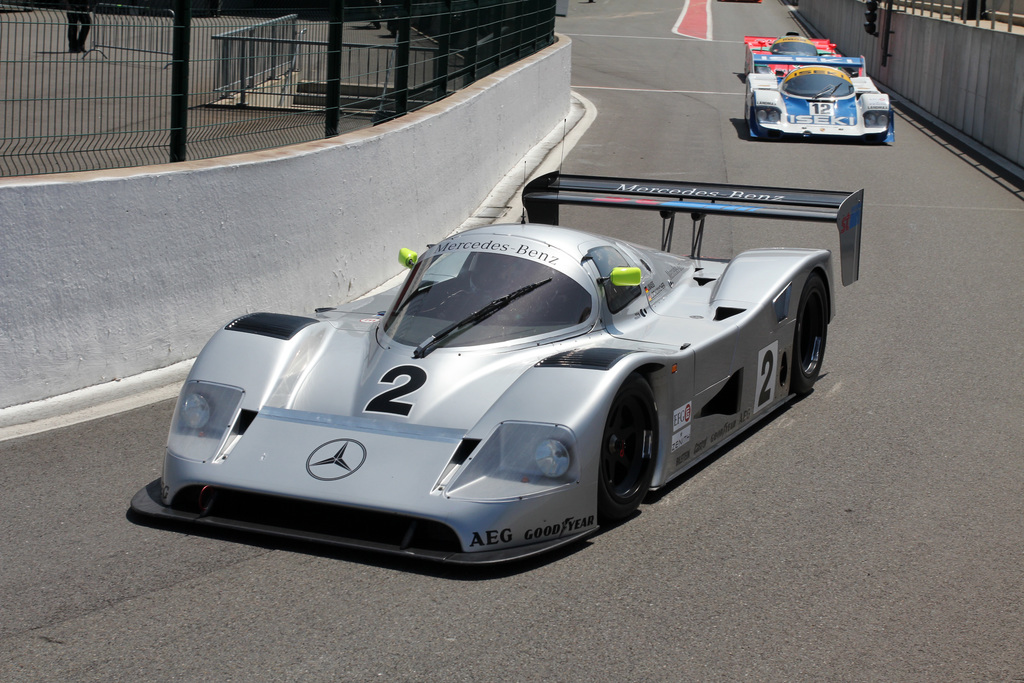 1990 Sauber Mercedes C11 Gallery Review Supercars Net