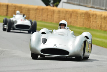 1956 Mercedes-Benz W196 Gallery